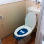 葛西クリーンタウン清新南ハイツのトイレ