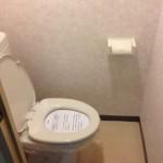 むつみ台団地のトイレ