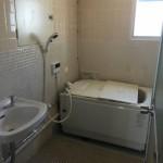 東池袋四丁目のバスルーム