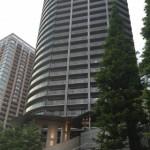 アートヴィレッジ大崎ビュータワーの外観