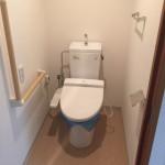 アートヴィレッジ大崎ビュータワーのトイレ
