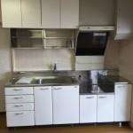 大島六丁目団地のキッチン