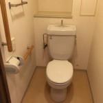 コンフォール南浦和のトイレ