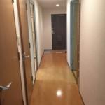 コーポレート連雀の廊下2