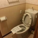 赤羽南一丁目団地のトイレ