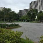赤羽南一丁目団地の近隣にある公園