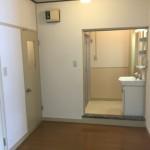 豊島五丁目団地の洗面所
