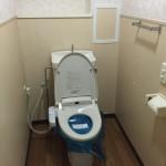 シティコート大島のトイレ