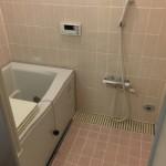 赤羽南一丁目団地の浴室
