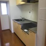 コンフォール松原のキッチン