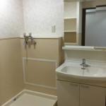 シティコート大島の洗面室