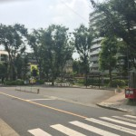 希望ヶ丘団地のバス停