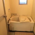 ハイタウン塩浜のバスルーム