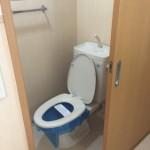 亀戸二丁目団地のトイレ