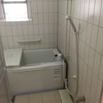 亀戸二丁目団地のバスルーム