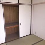 赤羽北二丁目団地の和室1
