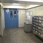 成増二丁目のエレベーターホール