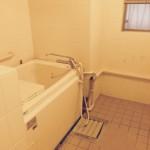 磯子三丁目団地のバスルーム