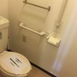 サンスクエア川崎のトイレ