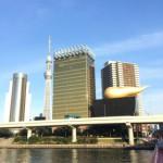 リバーピア吾妻橋ライフタワーの外観3