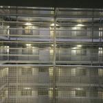 リバーピア吾妻橋ライフタワーのマンション内の廊下