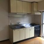 サンスクエア川崎のキッチン