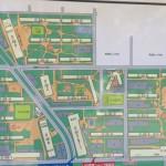 高島平団地の敷地内地図