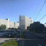 行田団地の外観3