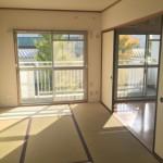 エステート北新宿の和室