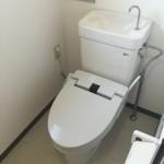 アンサンブル宮地のトイレ