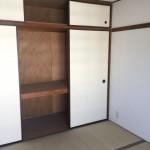 行田団地の和室