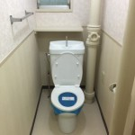 大島七丁目団地のトイレ