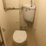 戸塚三丁目団地のトイレ