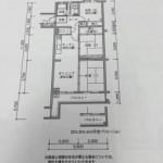 エステート北新宿の間取り図