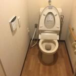 青戸第一のトイレ