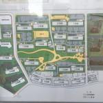青戸第一の団地内地図
