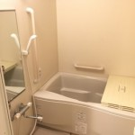 ハートアイランド新田二番外のバスルーム
