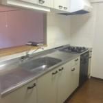 青戸第一のキッチン