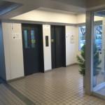 青戸第一のエレベーターホール