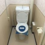 小島町二丁目団地のトイレ