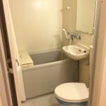 リバーシティ21新川のバスルーム