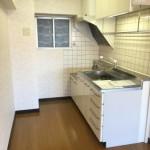 立花一丁目団地のキッチン