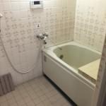 東大島駅前ハイツのバスルーム