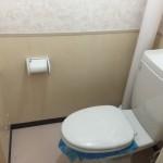 立花一丁目団地のトイレ
