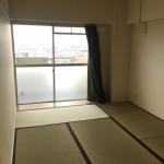 下篠崎町団地の和室2