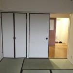 下篠崎町団地の和室3