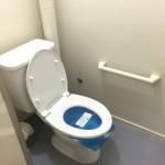 下篠崎町団地のトイレ