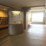 コンフォール菅仙谷のエレベーターホール