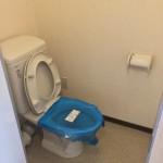 八広五丁目団地のトイレ