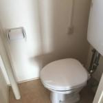深大寺町団地のトイレ